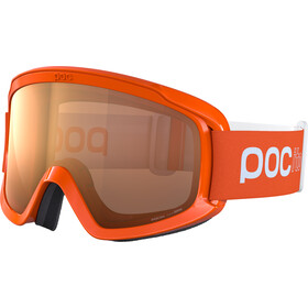 POC POCito Opsin Lunettes de protection Adolescents, fluorescent orange